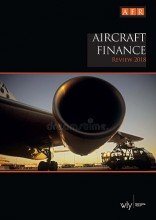 Aircraft Finance Review 2018 cover JPEGsmall